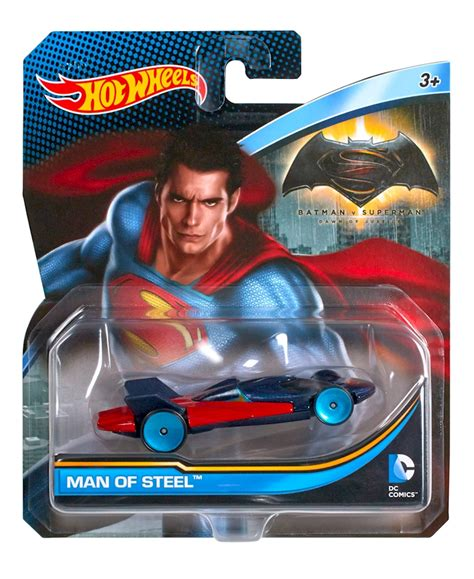 Hotwheels Dc Superman 1 wheels dc universe of steel shop wheels cars