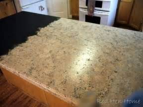 Paint For Kitchen Countertops Diy Countertops Change The Color By Painting Them House Ideas Diy Countertops