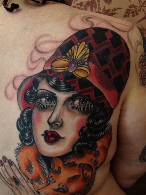 1920s tattoo designs 12 1920s flapper tattoos tattoodo