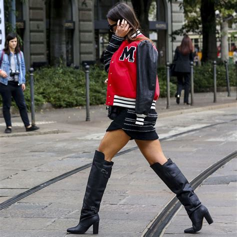 how to wear the knee boots how to wear the knee boots popsugar fashion