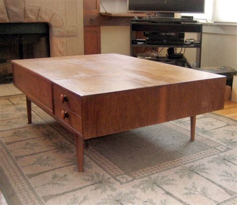 coffee table by drexel 45 craigslist