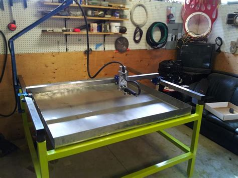 diy cnc plasma table build forcecut 42i