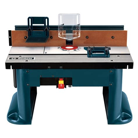 bench routers save 62 on a bosch router table at 135 today