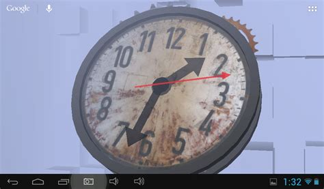 wallpaper 3d clock clock and calendar 3d android apps on google play
