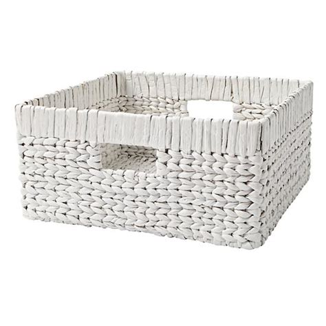 Wicker Baskets For Changing Table Large White Wonderful Wicker Changer Basket The Land Of Nod
