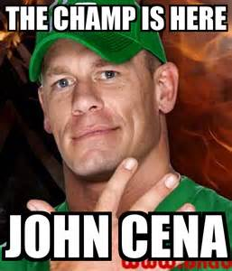 John Cena Wall Stickers the champ is here john cena keep calm and carry on image