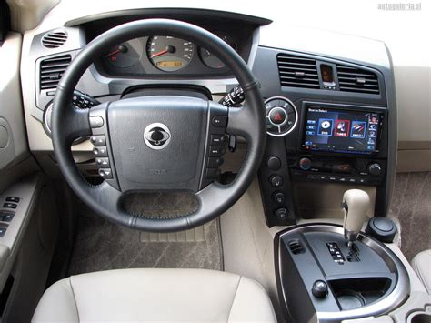 Ssangyong Kyron Interior by Ssangyong Kyron Photos 4 On Better Parts Ltd