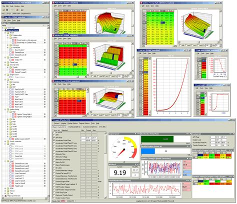 Auto Tuning Software by Toyota Ecu Tuning Software