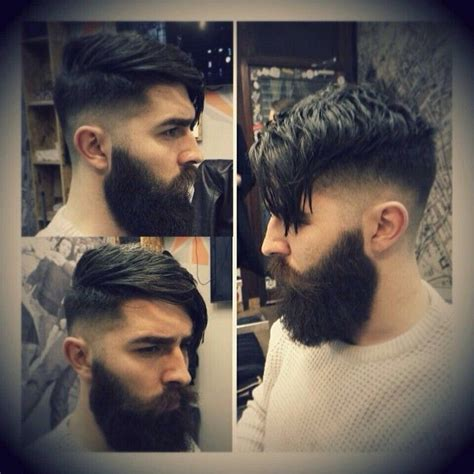 haircuts for men with beards 86 best beard hairstyles images on pinterest beard
