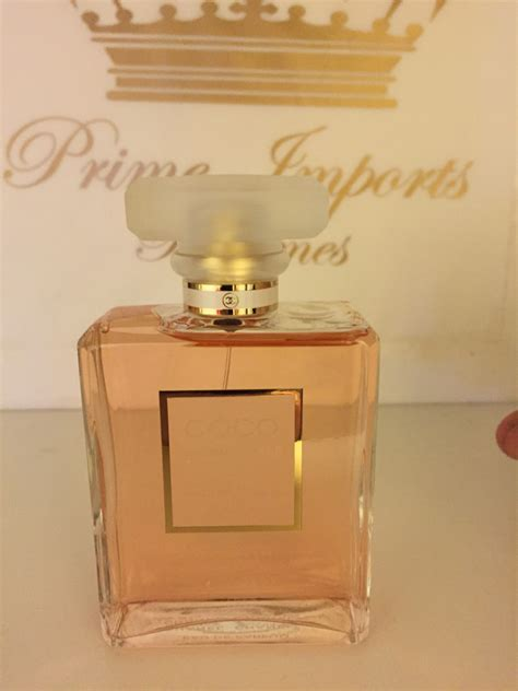 Parfum Chanel 100ml Original perfume coco mademoiselle 100ml edp original e lacrado