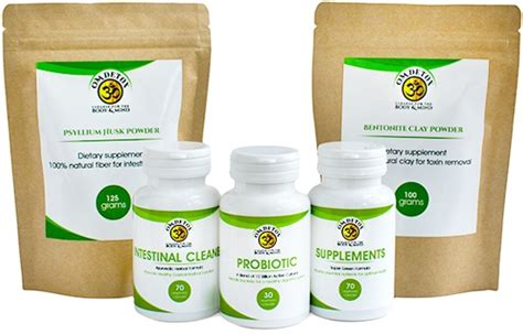 7 Detox Buy by Buy 7 Day Detox Colon Cleanse Kit With Probiotics