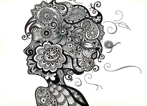 Drawing Zentangle by Zentangle Jayjacbibrownblogged