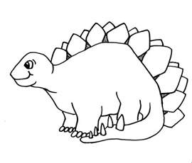 Image result for dinosaur coloring