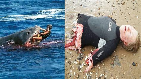 best shark attack top 5 river monsters