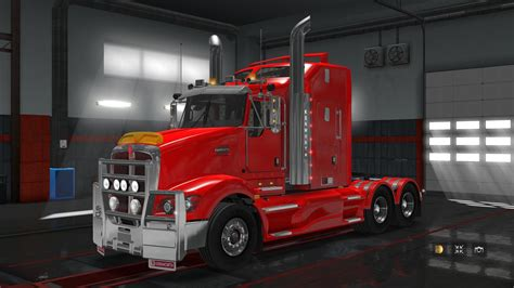 kenworth   rtamods  ets mods euro truck simulator  mods etsmodslt