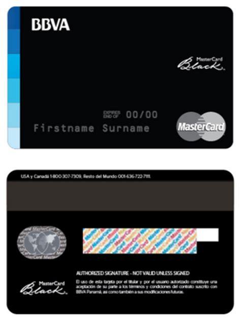 tarjeta lider mastercard nacional lider mastercard nueva tarjeta mastercard black de bbva paperblog