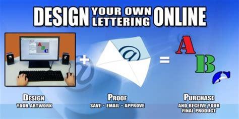design online vinyl lettering design custom bank vinyl lettering online
