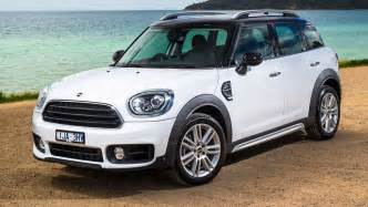 White Mini Cooper Countryman Mini Countryman 2017 Review Australian Drive