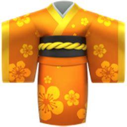 emoji robe kimono emoji u 1f458