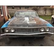 1967 Chevrolet Chevelle Super Sport Project For Sale
