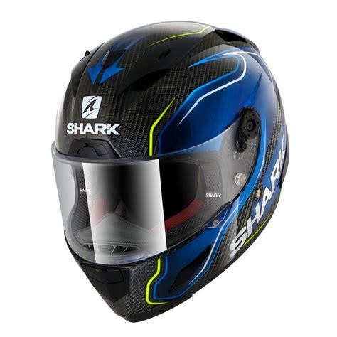Helm Shark Race R Pro Guintoly Carbon shark race r pro carbon replica guintoli motostorm