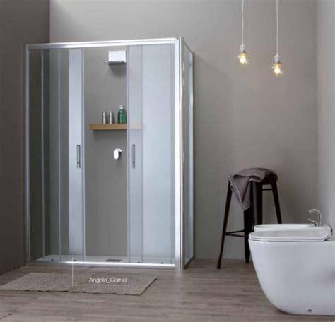 porta doccia scorrevole prezzi box doccia con porta scorrevole quot psc57 quot