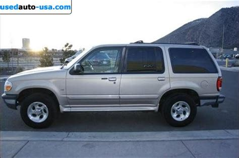 old car manuals online 1998 ford explorer engine control for sale 1998 passenger car ford explorer xlt flagstaff insurance rate quote price 4995