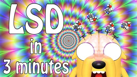 What Is L Made From by Lsd In 3 Minutes