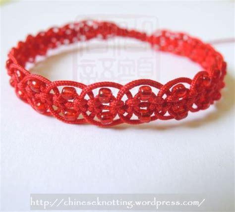 Make Macramé Cord Bracelet Patterns Home - knotting bracelet chineseknotting