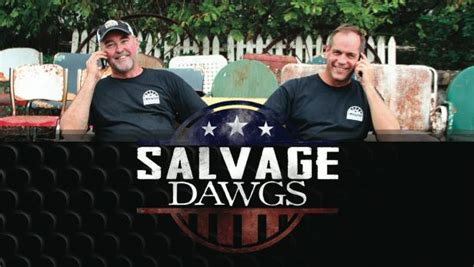 salvage dogs salvage dawgs show diy