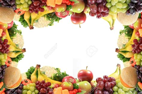 r fruits and vegetables fruit and vegetables border
