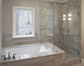 bathroom remodel by craftworks contruction glass enclosed