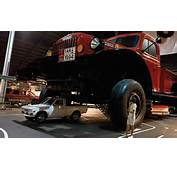 World's Largest Pick Up Truck Modified 1950s Dodge Power Wagon