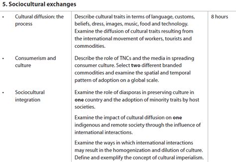 Cultural Diffusion Essay by Sociocultural Exchanges The Geographer