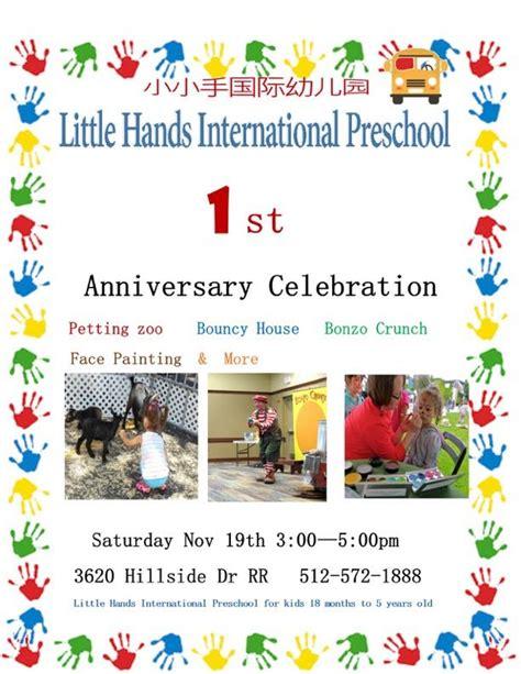 tiny house community celebrates 1 year anniversary little hands international preschool celebrates one year