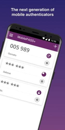 safenet mobilepass  android apk