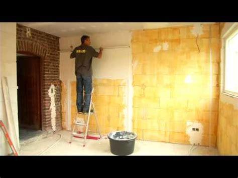Comment Poser Du Platre Sur Un Mur by Comment Appliquer Du Platre Sur Un Mur La R 233 Ponse Est