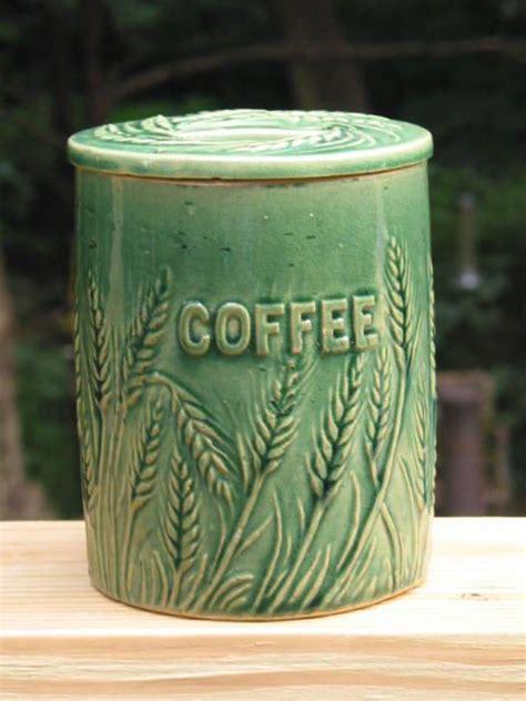 küchenutensilien kanister die besten 25 coffee canister ideen auf