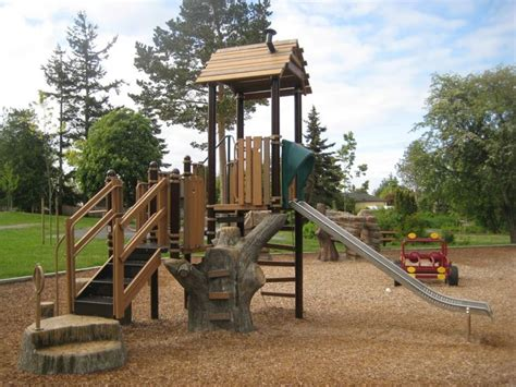 Landscape Structures Treehouse Pin By Habitat Systems On Park Playgrounds