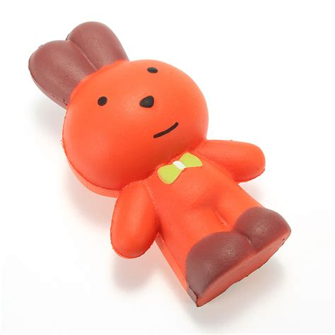 Soft And Slowrise Squishy Bathing Animal By squishy rabbit bunny 13cm soft rising animals collection gift decor sale