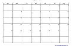 search results for bing free printable calendars