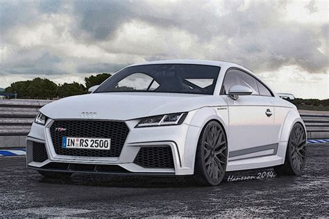 Audi Tt Rs 8s by New 2018 Model Year Audi Tt Rs Carbuzz Info