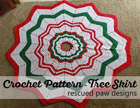 christmas ripples tree skirt pattern free crochet tree skirt patterns the lavender chair