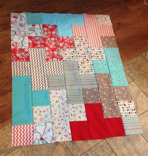 What Size Is A Baby Quilt by Plus Quilt Baby Size By Jen Eskridge Quilting Pattern
