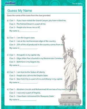 4th grade geography worksheets my name geography and worksheets on