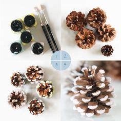 Einfache Bastelideen Für Weihnachten 1366 by Tannenzapfen F 195 188 R Weihnachtsdeko Just