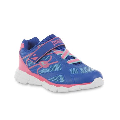 everlast athletic shoes everlast 174 s crestmont blue pink athletic shoe