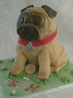 pug cake tin how to make a 3d pug cake loukaides pinteres
