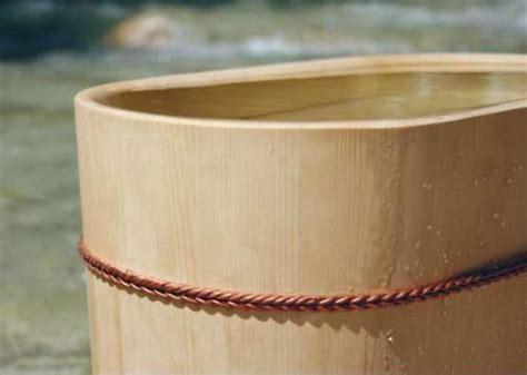 vasche da bagno in legno le vasche in legno di mori style japan casastile