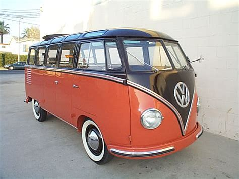 Barn Door Vw 1954 Vw Barndoor Bus